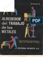 Alrededor Del Trabajo de Los Metales