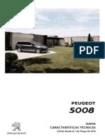 5008 Ficha Tecnica