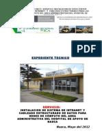 Expediente Tecnico Data Center Oooookkk
