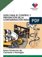 Guía para la contaminación Industrial