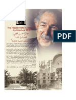 Hassan Fathi Award 2012