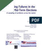 E VotingIn2006Mid Term