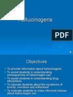 Drugs of Abuse Hallucinogens