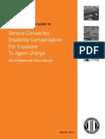 Agent Orange Guide VVA 2012