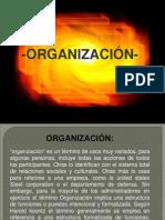 Diapositivas de Organizacion Seccion b