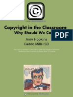 Copyright in the Classroom