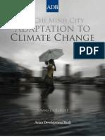 Adaptation to Climate Change Ho Chi Minh Vietnam