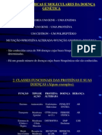 Basesbioquimicaemolecularesdasdoencasgeneticas