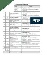 II-12 Cronograma 08 2da Parte