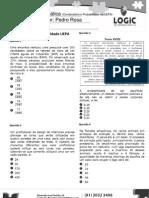 LOGIC Combinatória e Probabilidade na UEPA