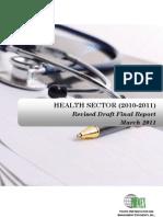 ADB Health CoP Draft Final Report 2010-2011