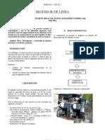 Seguidor de Linea Informe 1.