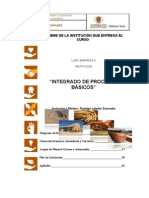Manual Integrado de Procesos