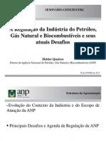Regulacao Petroleo