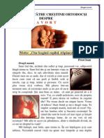207. Avortul