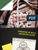 SX DE MALA ABSORCIÓN Y DIARREICO