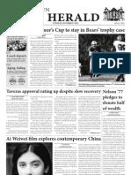 October 9, 2012 issue