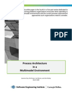 Process Architecture in Multimodel Environments