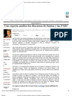 Colombia_ Una Experta Analiza Los Discursos de Santos y Las FARC _ El Politico