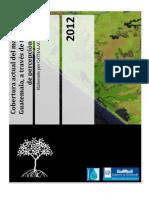 Clasificación de cobertura actual del mangle de las costas del Pacífico y Atlántico de Guatemala, a través de técnicas de percepción remota