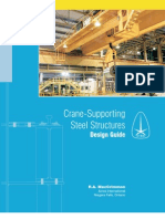 Crane Supporting Steel Structures