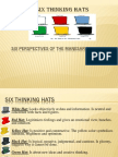 PEL, 6 Hats