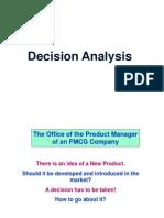 Decision Analysis 2