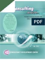 ConsultingAhead July,2012