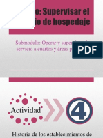 definición de hotel y tipos de establecimientos de hospedaje