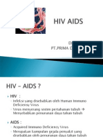 Slide Hiv Aids