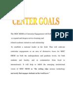 The Mgc High Goals