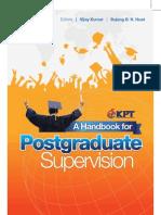 Handbook Supervision