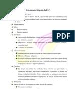 Modelo Relatório da PAP_reformulado