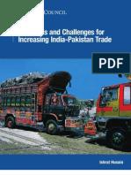 Atlantic Council Issue Brief IndiaPakistanTrade