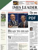 Times Leader 10-09-2012