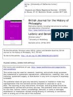 Leibniz and Sensible Qualities