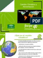Presentación FACPE Alimentación y Cambio Climático