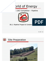 38B - Pipeline Project & Construction