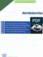 Fabio Iraldo e Michela Melis - Green Marketing, Come Evitare Il Greenwashing Comunicando Al Mercato Il Valore Della Sostenibilita