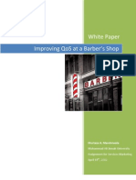 Whitepaper - Improving QoS at a Barbershop