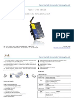 Gprs Modem Specification Abt 10.10