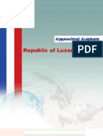DTC agreement between Luxembourg and United Arab Emirates