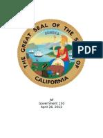 State Paper - California