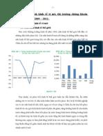 Phân tích Đầu tư tài chính 2 công ty