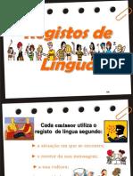Registos_língua