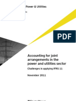 Applying IFRS 11 Power and Utilities