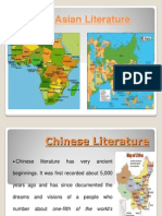 Afro-Asian Literature_powerpoint Presentation