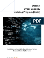 Data64 Cyber Capacity Building Program
