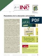 Cifras INE Educ Universitaria Curso 2010-11