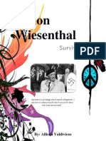 Simon Wiesenthal, Nazi Hunter